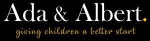 Ada-Albert-Logo-white-on-black