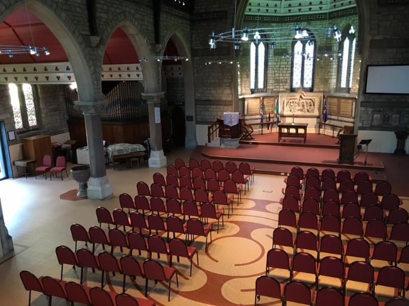 Church-Layout