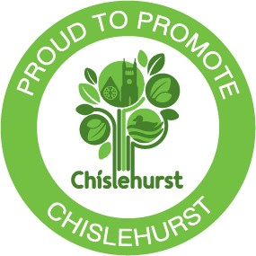 Chislehurst Proud to Promote circle logo