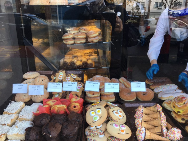 Bakers-Window