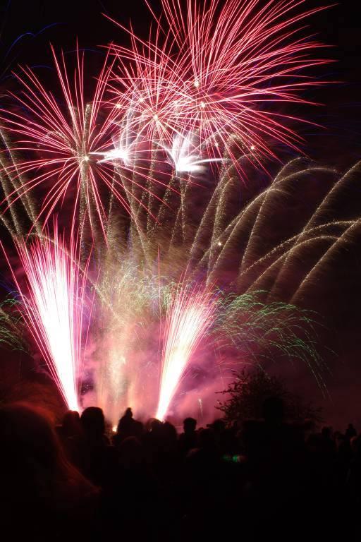 Chislehurst Rotary Fireworks 2021