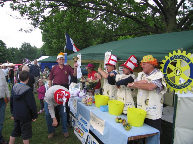 Chislehurst Rotary Summer Fair