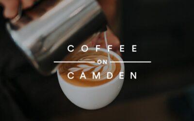 NEW! Coffee on Camden