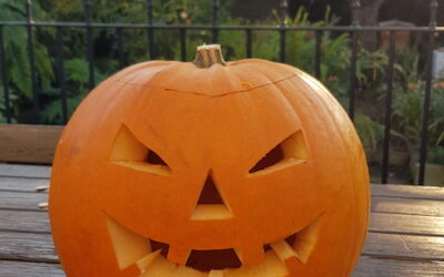 Competition – Pumpkin Carving