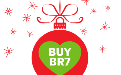 Christmas is coming – support our Independent shops – Buy BR7!